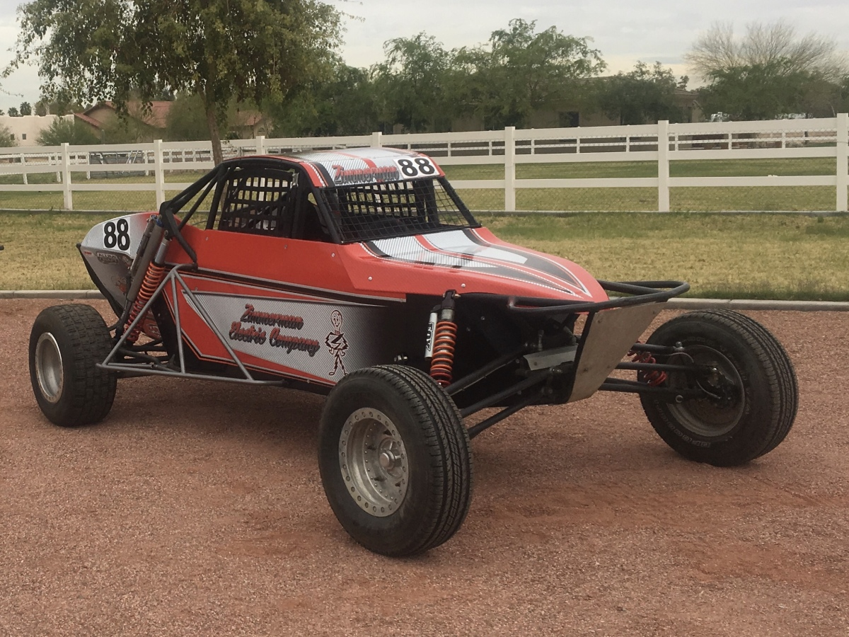 For Sale: Alumicraft Pro Buggy - photo0