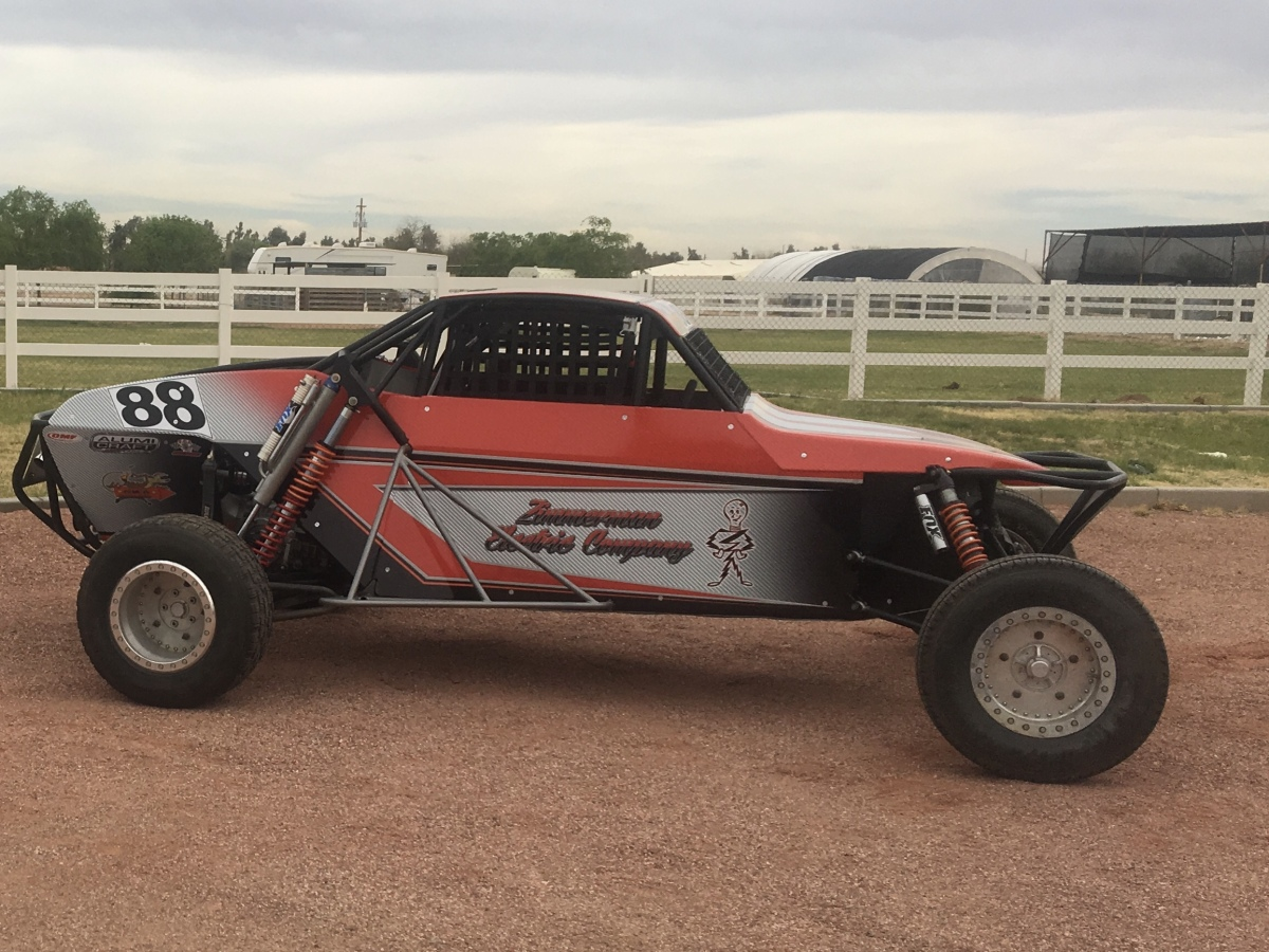 For Sale: Alumicraft Pro Buggy - photo2