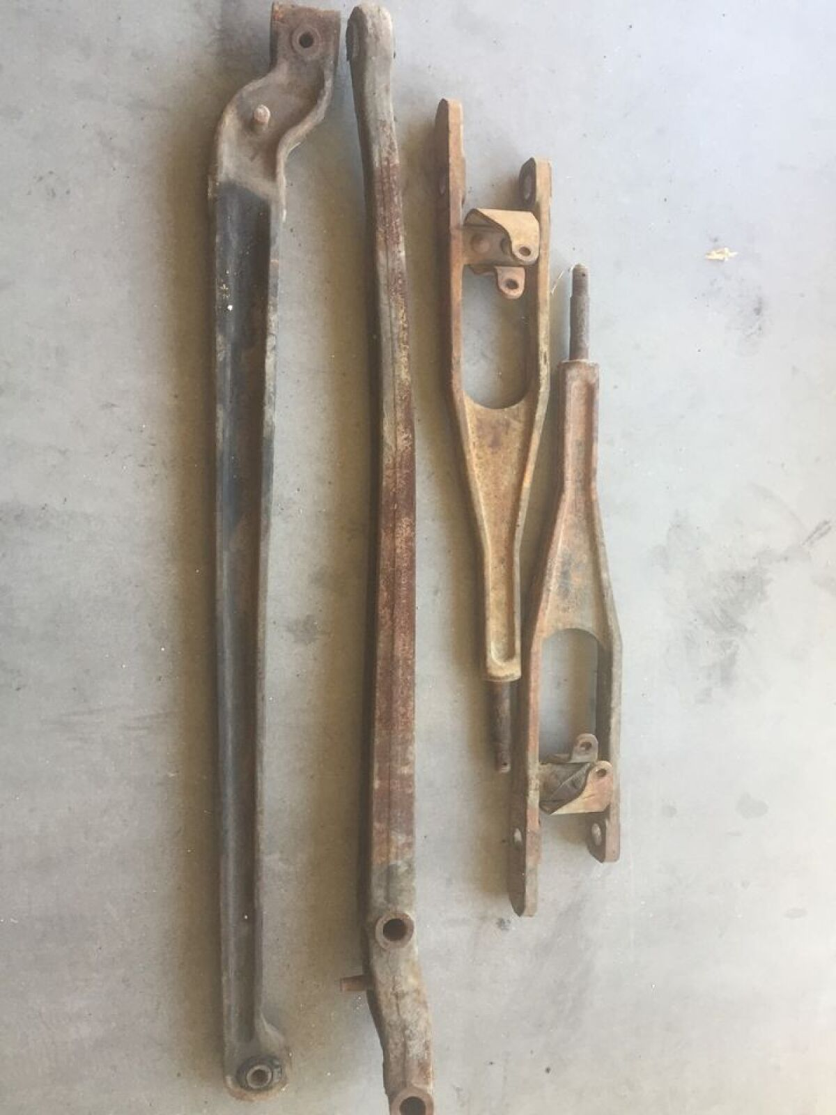 For Sale: F350 Beams - photo0