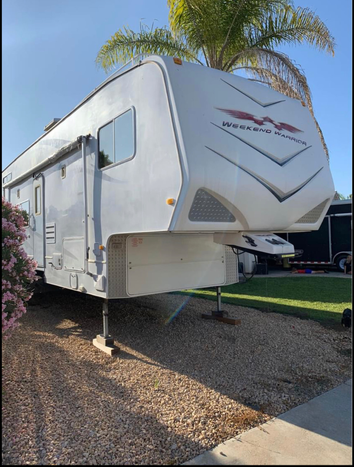 For Sale: 2008 WEEKEND WARRIOR 16FT GARAGE MODEL!!  PRICED TO SELL FAST - photo1
