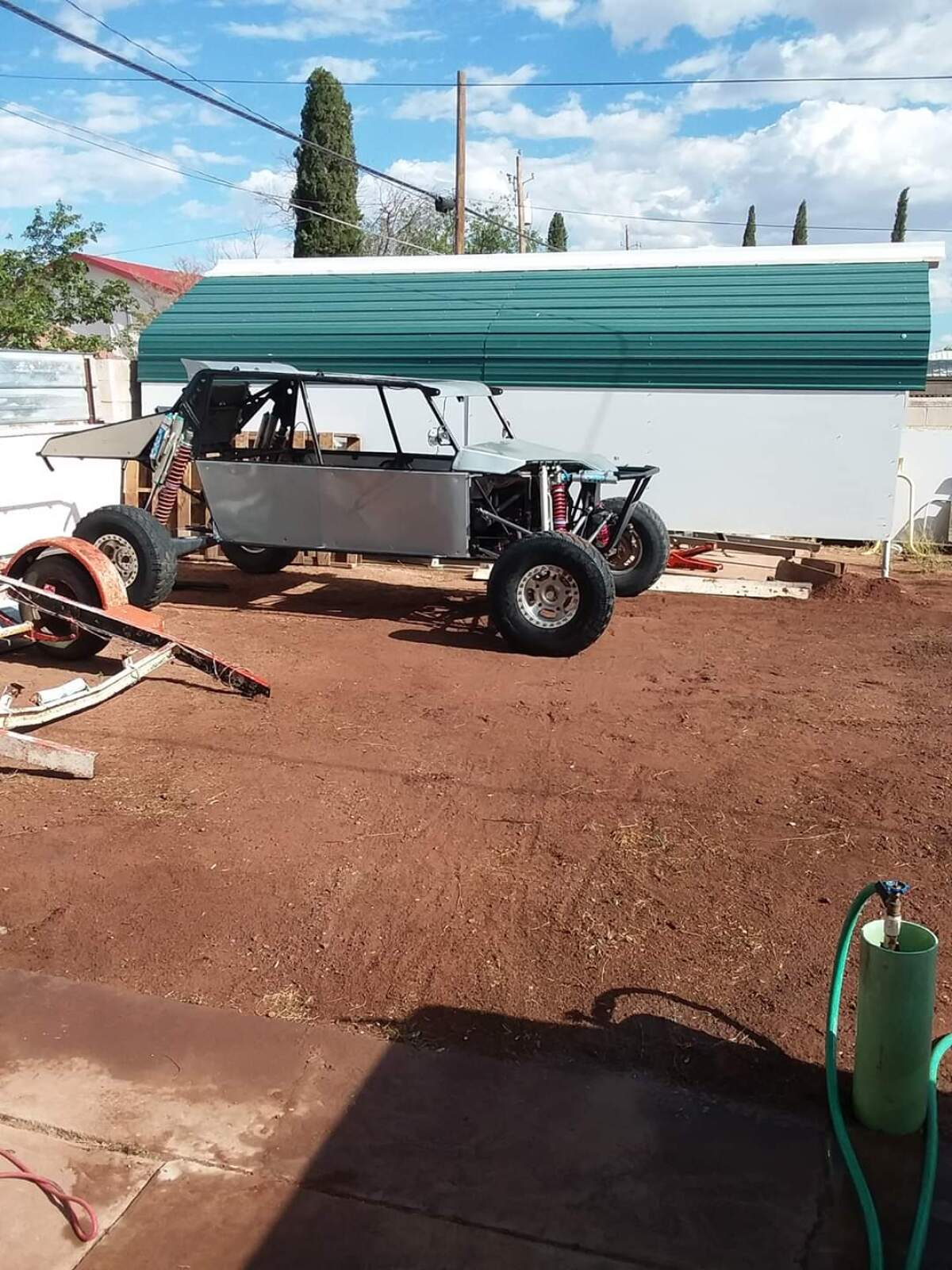 For Sale: V8  Buggy Project - photo0