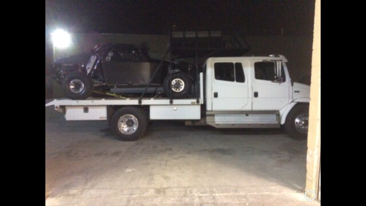 For Sale: The Freightliner is for sale  - photo1