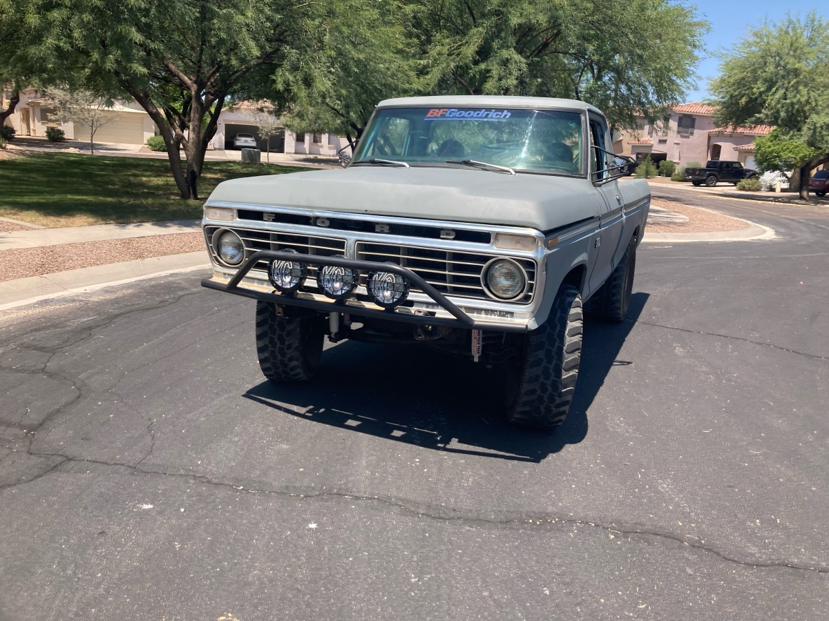 For Sale: 1973 Ford F100 - photo4