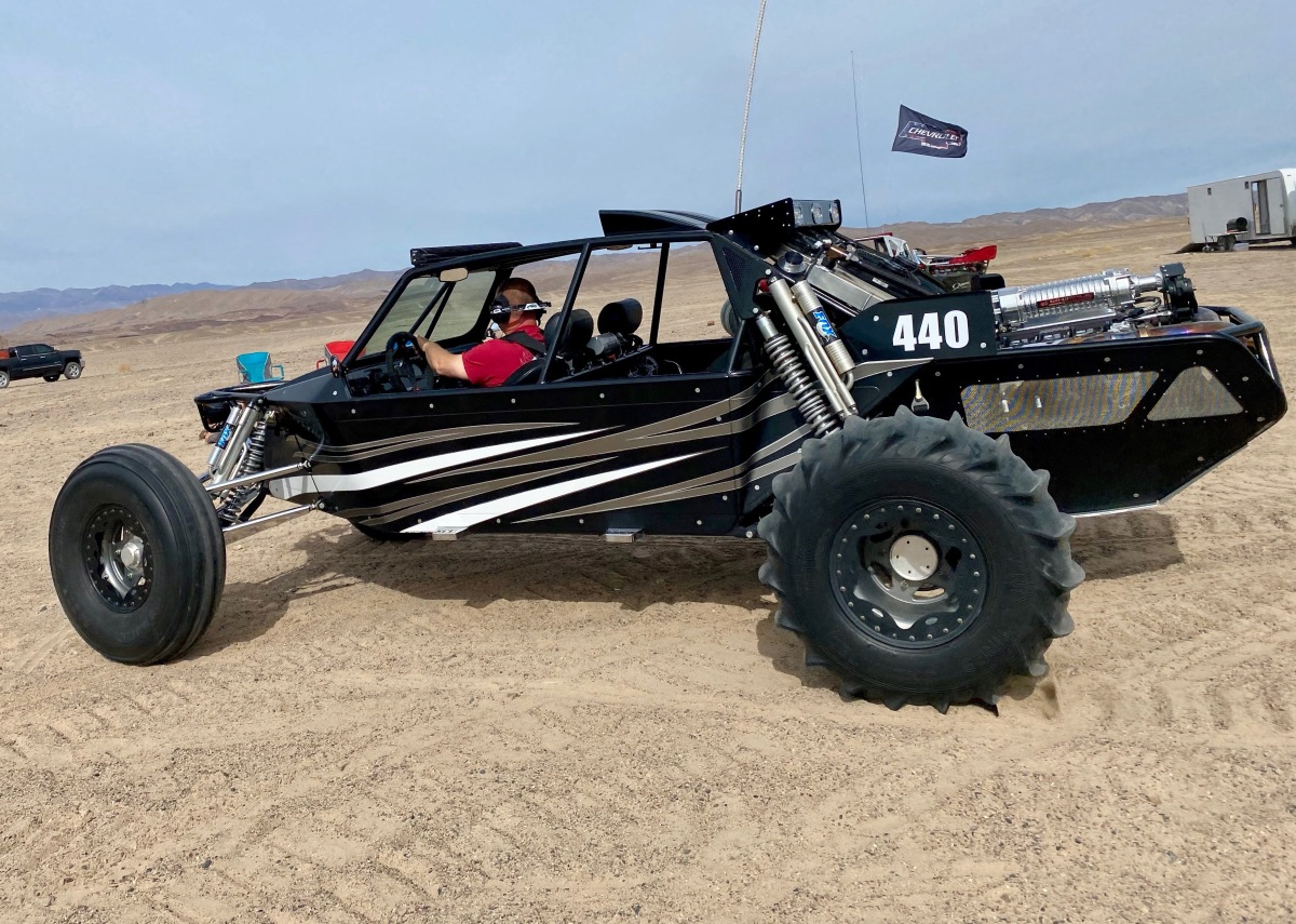 For Sale: SAND CARS UNLIMITED PRO BRO - photo0
