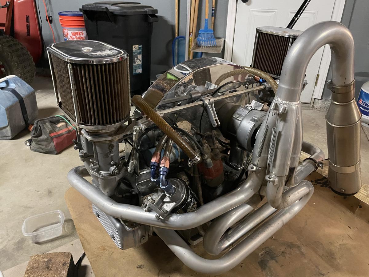 For Sale: Volkswagen 2276 Engine - photo0