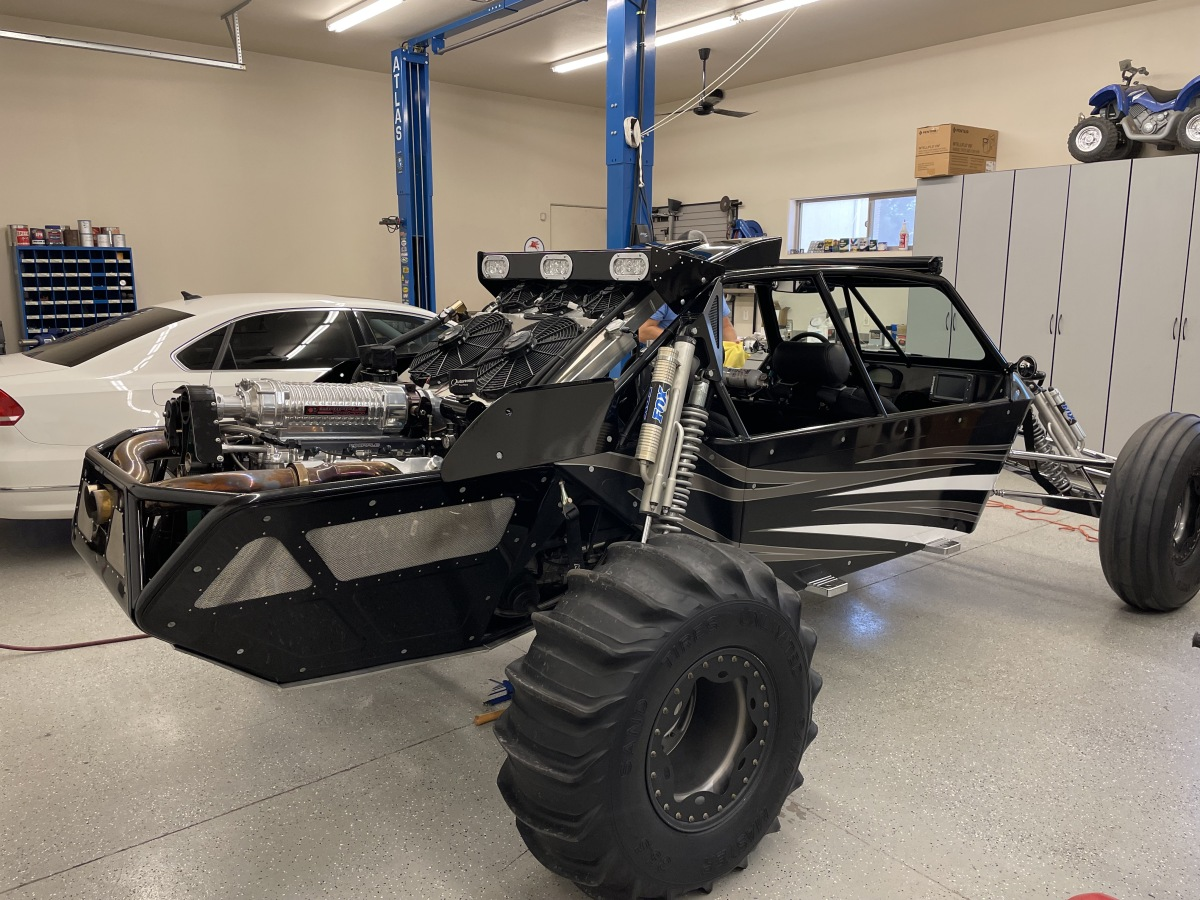 For Sale: SAND CARS UNLIMITED PRO BRO - photo7