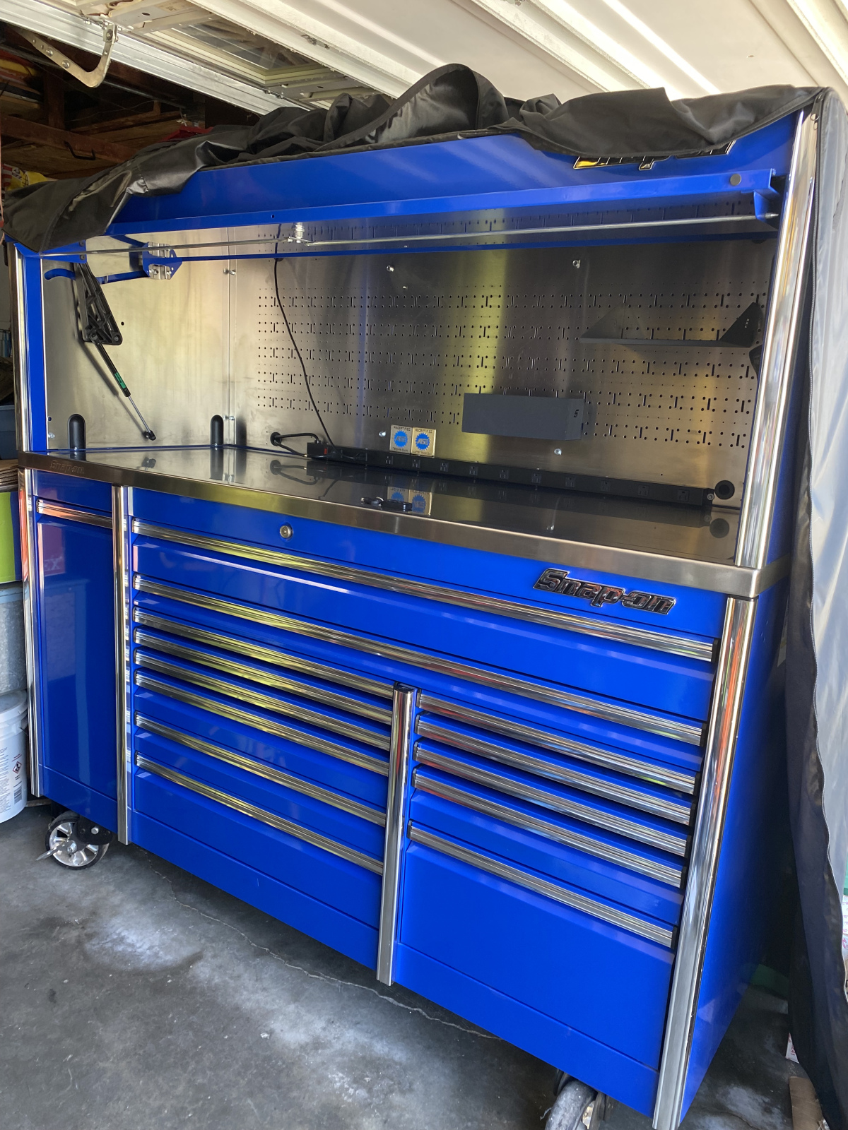 For Sale: Snap on tool box  - photo0