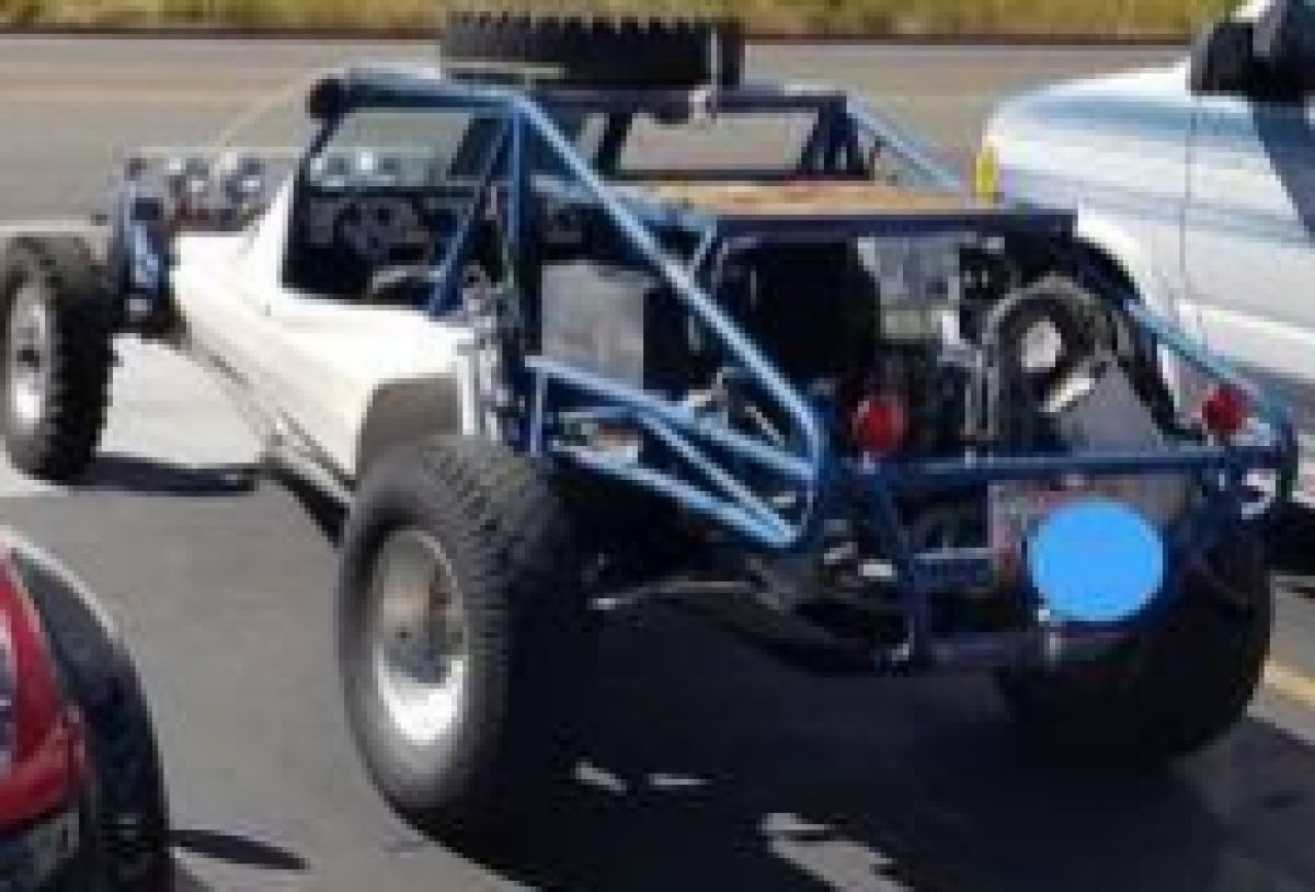 For Sale: Desert Race Buggy, 97' build Ca Plated  - photo0