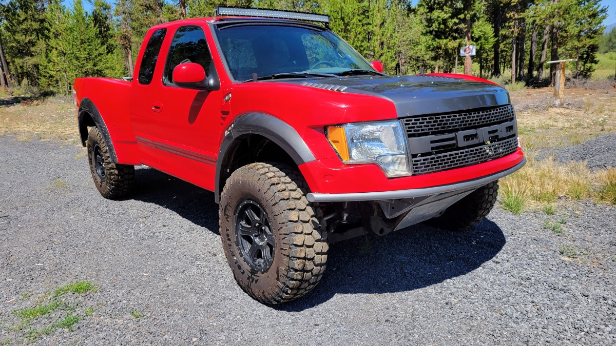 For Sale: 2001 Ford f150 4x4 prerunner - photo0