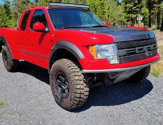 For Sale:2001 Ford f150 4x4 prerunner