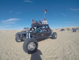 For Sale:2004 5-seater Twisted Tin (Custom Built) Sand Rail