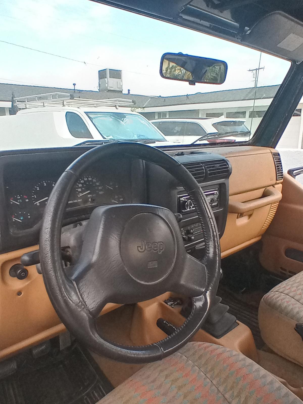 For Sale: 1997 Jeep Wrangler - photo0