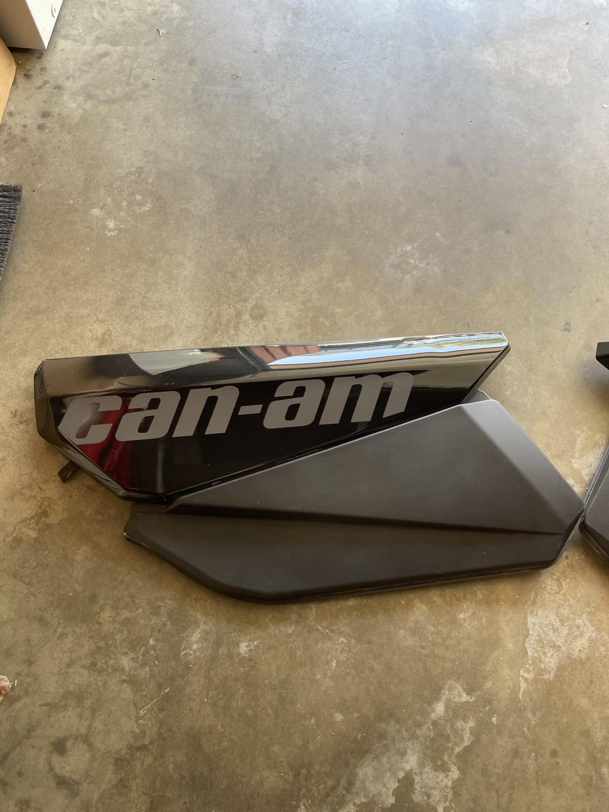 For Sale: 2019 canam x3 doors and muffler - photo0