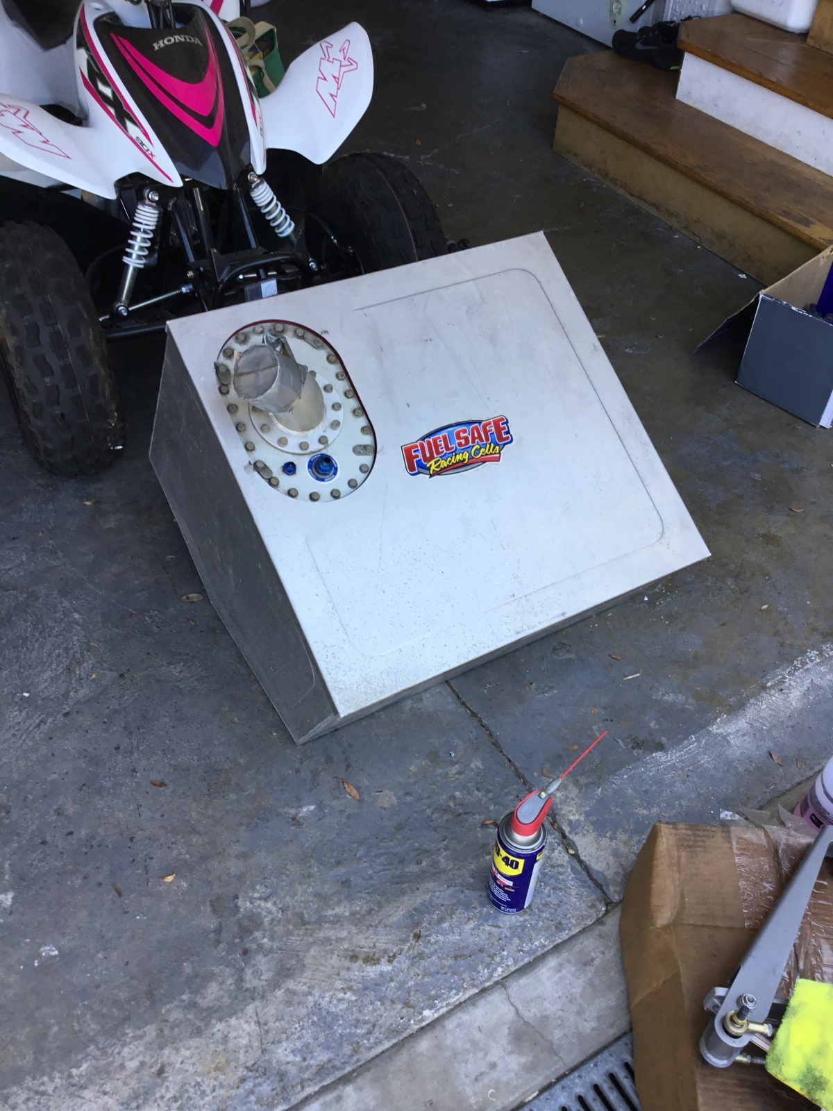 For Sale: Fuel safe cell 40 gallons - photo1