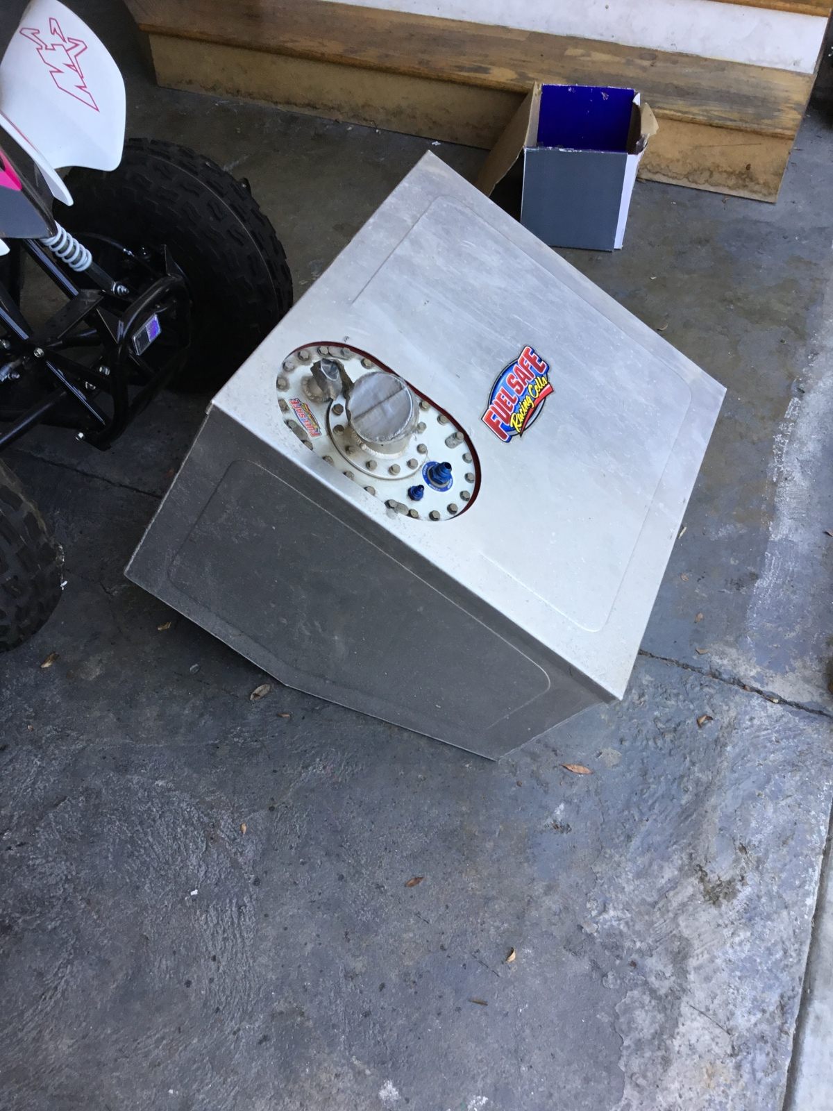 For Sale: Fuel safe cell 40 gallons - photo0