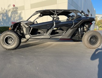 For Sale:2021 Can Am Mav Max XRS Turbo RR SS