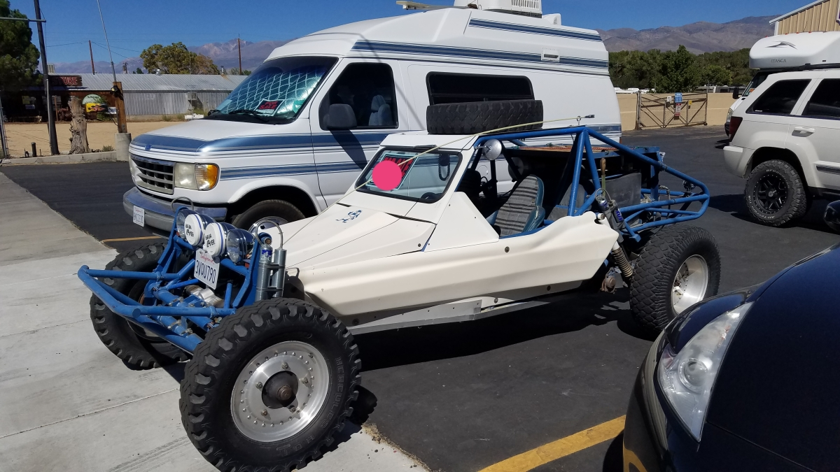 For Sale: Desert Race Buggy CA STREET Legal plated-0 similar to class 9 - photo0
