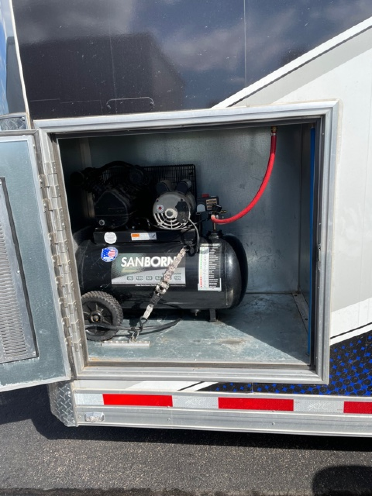 For Sale: 2019 Renegade Volvo race hauler with ATC trailer - photo6