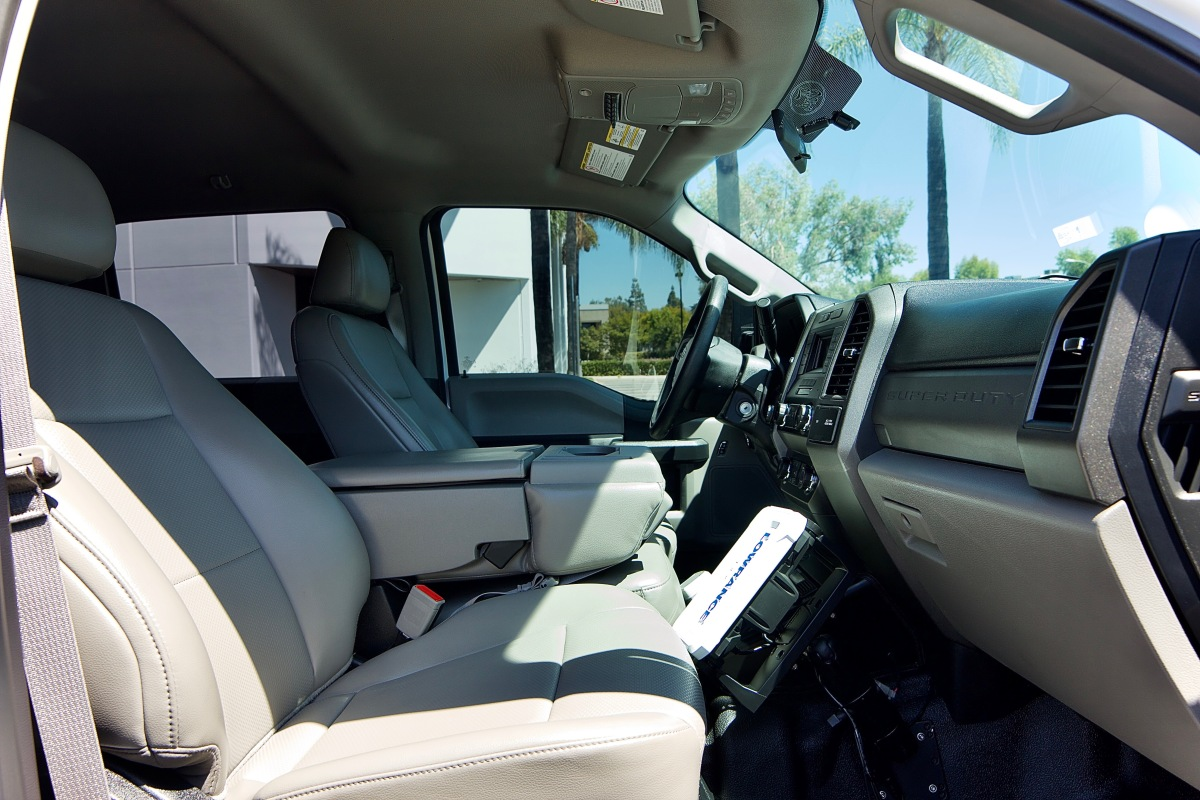 For Sale: 2019 Ford F-350 Chase Truck - photo14