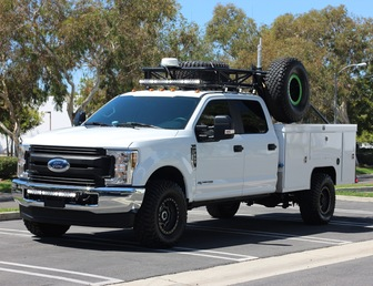 For Sale:2019 Ford F-350 Chase Truck