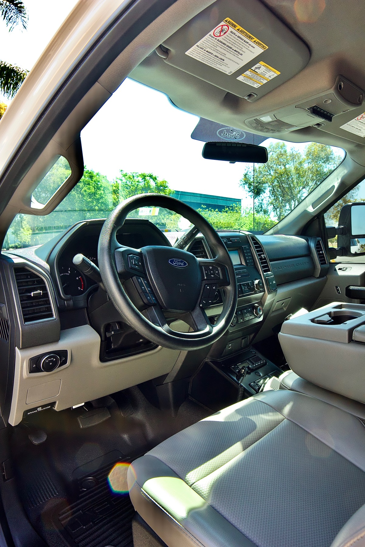 For Sale: 2019 Ford F-350 Chase Truck - photo15