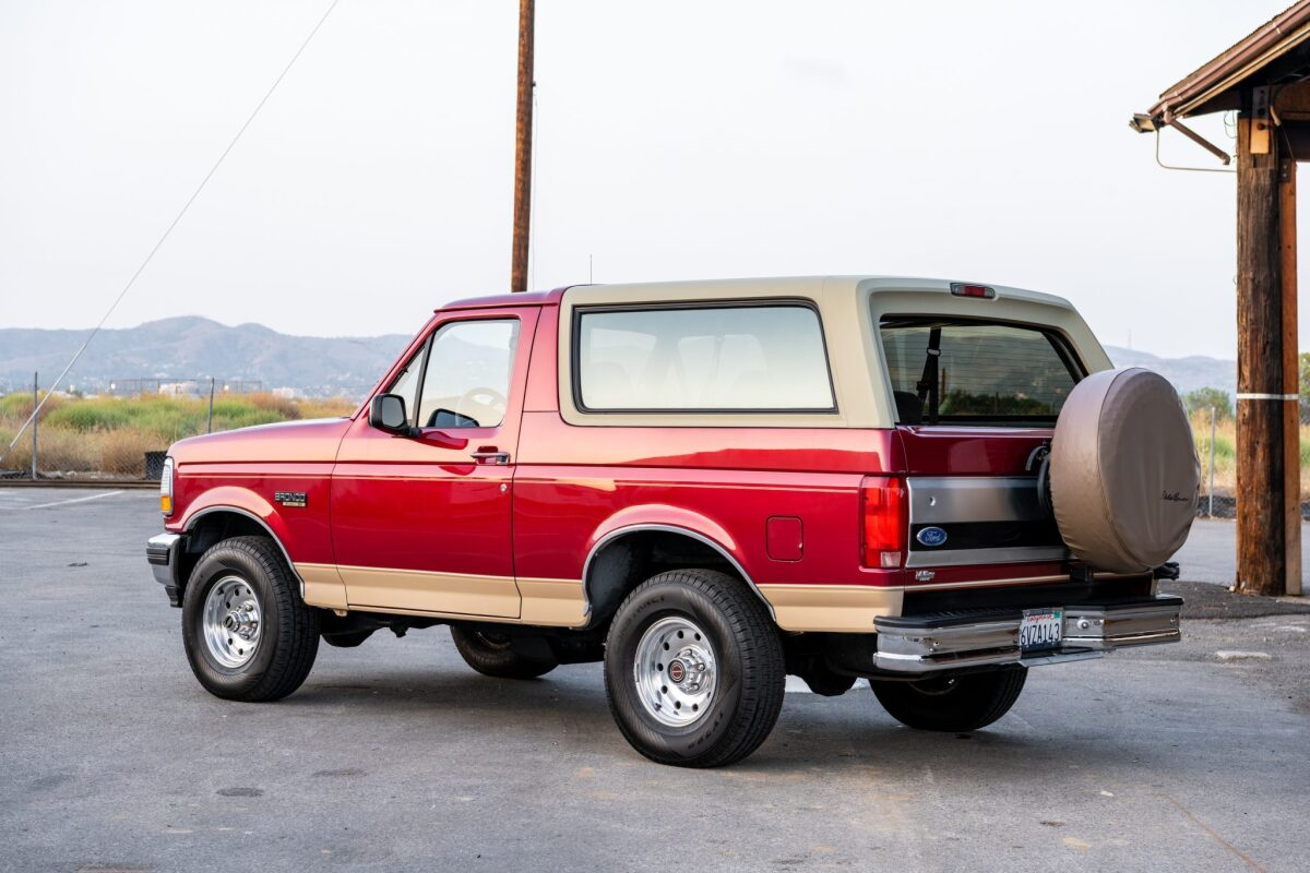 For Sale: 1994 Eddie Bauer Bronco ( only 60K miles) PRICER LOWERED  - photo5