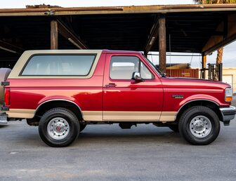 For Sale:1994 Eddie Bauer Bronco ( only 60K miles) PRICER LOWERED