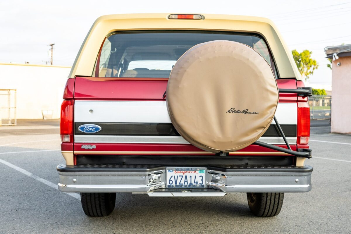 For Sale: 1994 Eddie Bauer Bronco ( only 60K miles) PRICER LOWERED  - photo6