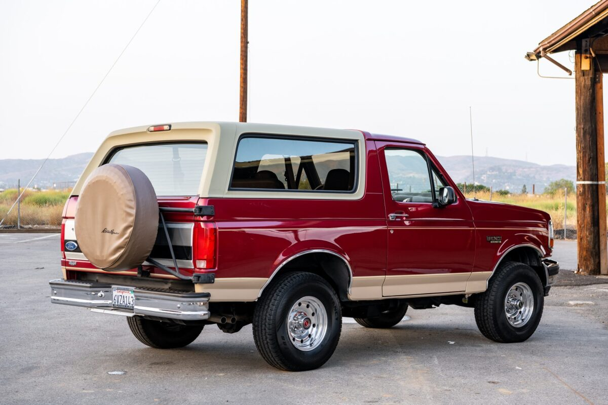 For Sale: 1994 Eddie Bauer Bronco ( only 60K miles) PRICER LOWERED  - photo2