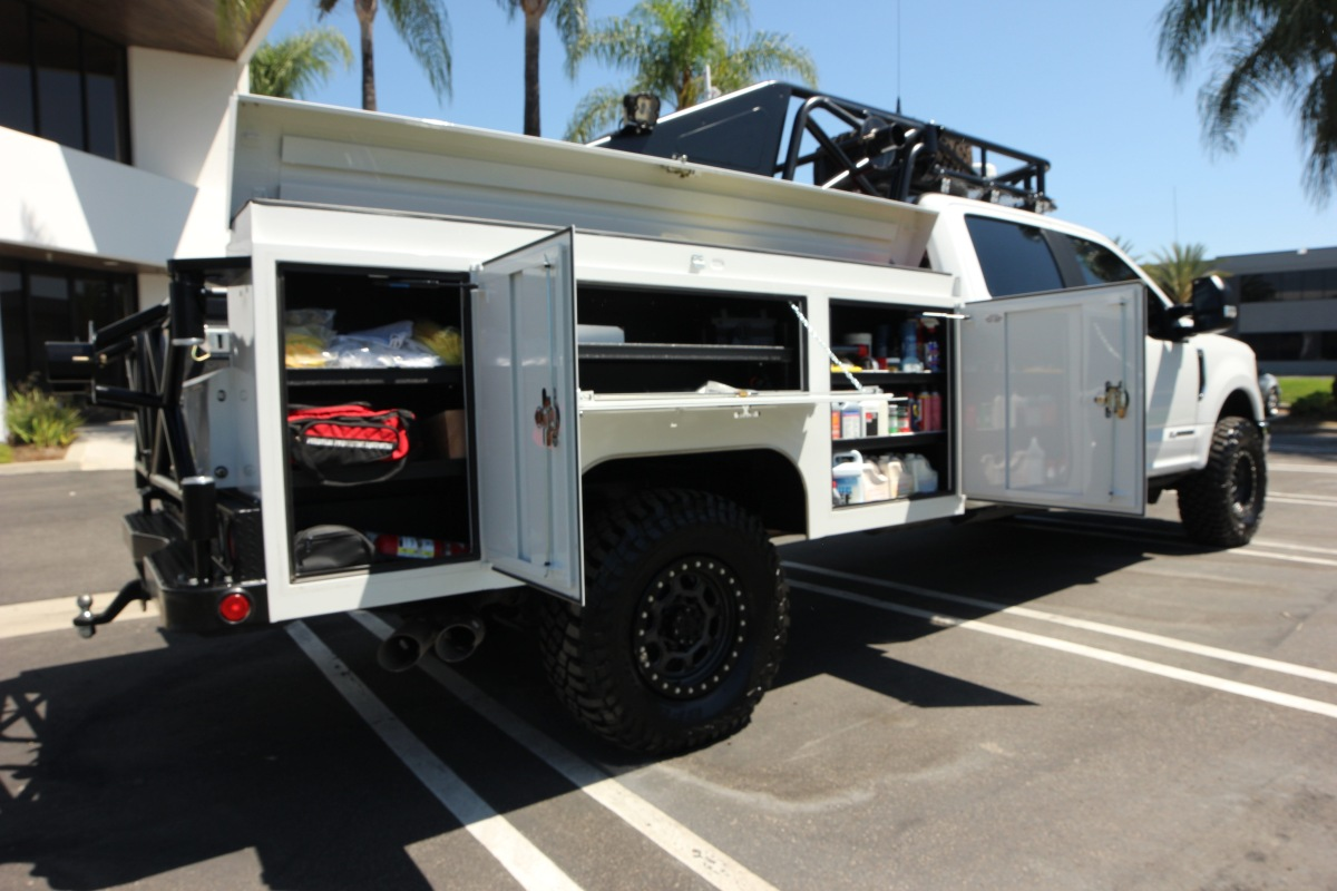 For Sale: 2019 Ford F-350 Chase Truck - photo10