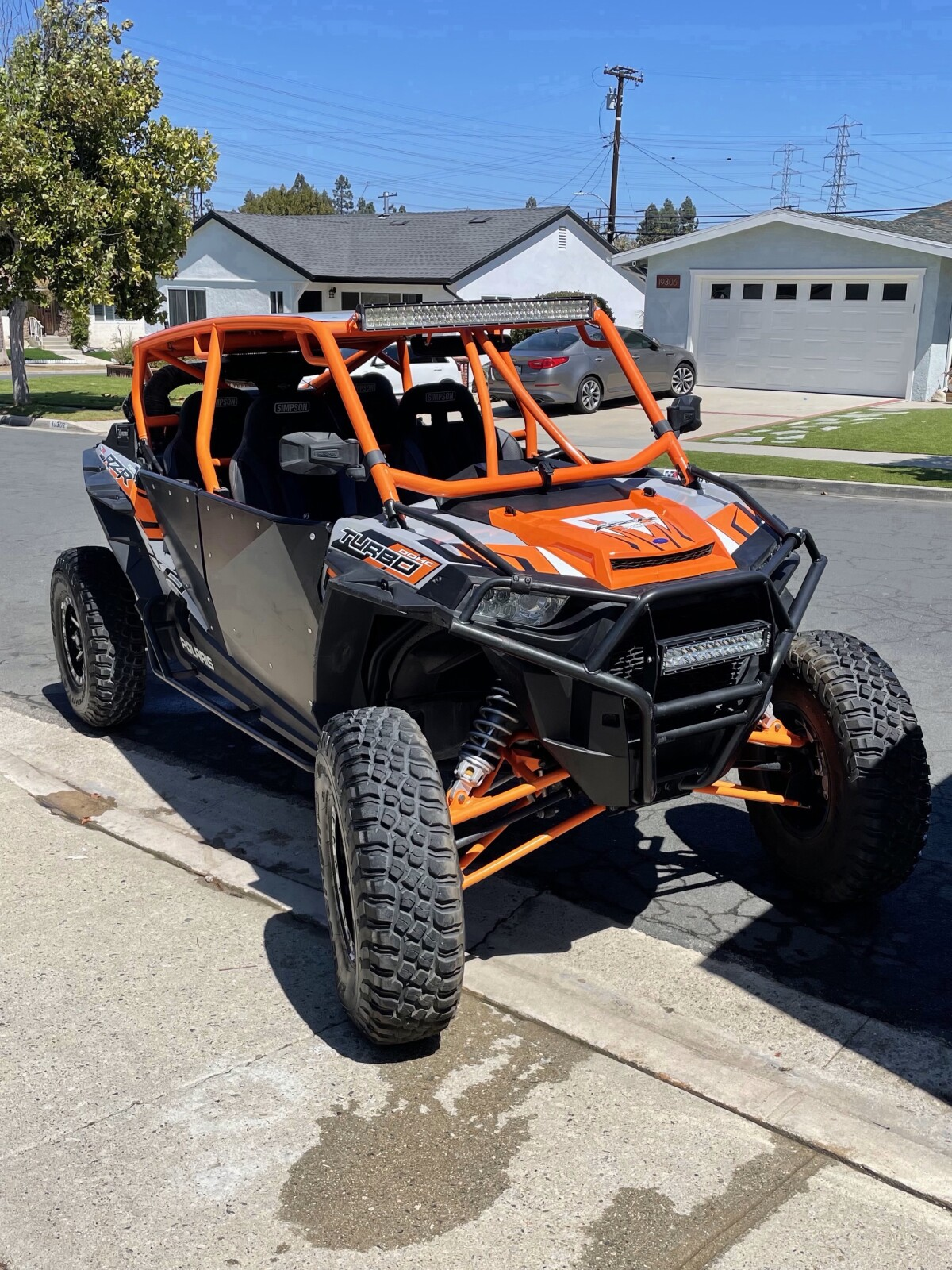 For Sale: 2018 RZR XP4 Turbo EPS *Low Miles* *AZ Plate & Pink in Hand* *Tons of Upgrades* - photo0