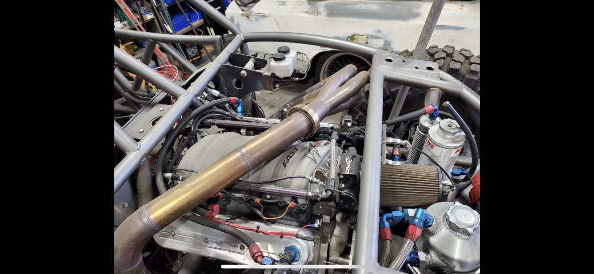 For Sale: LSX Motor & Reid TH400 - photo4