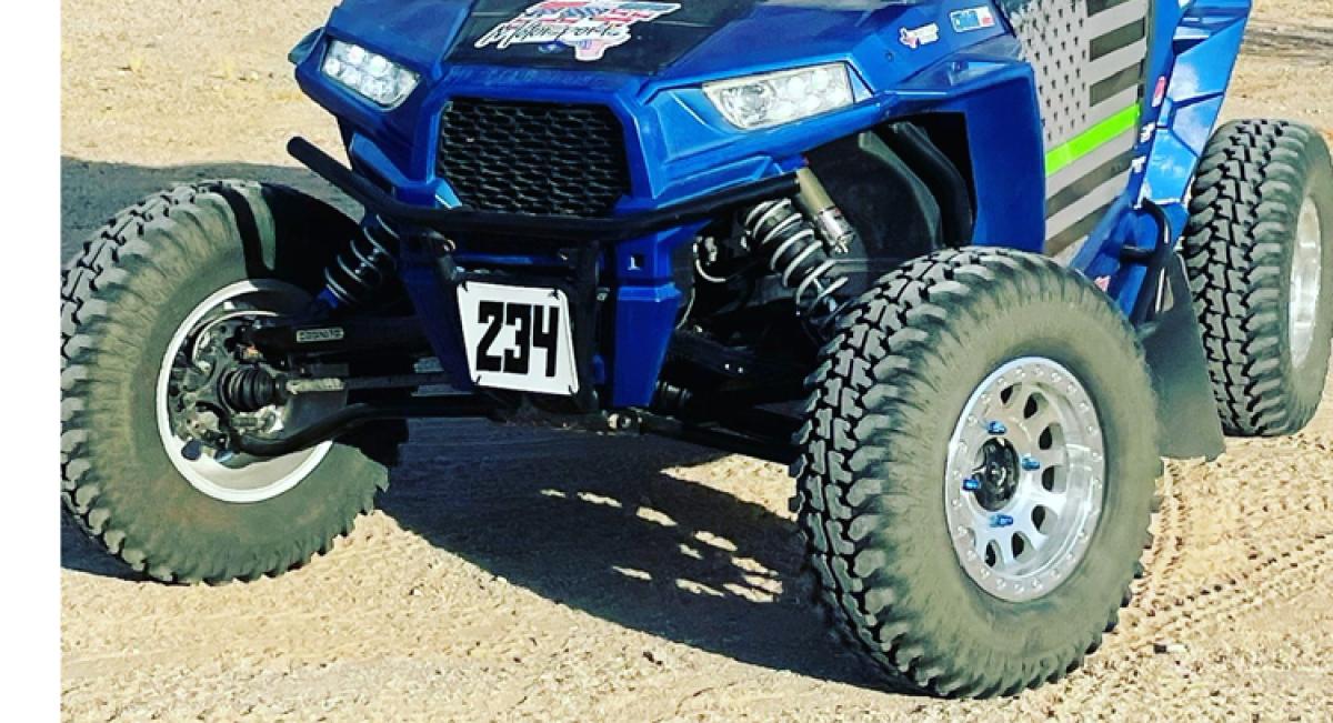 For Sale: 5 Tensor Regulator Tires 30x10R15 - photo0