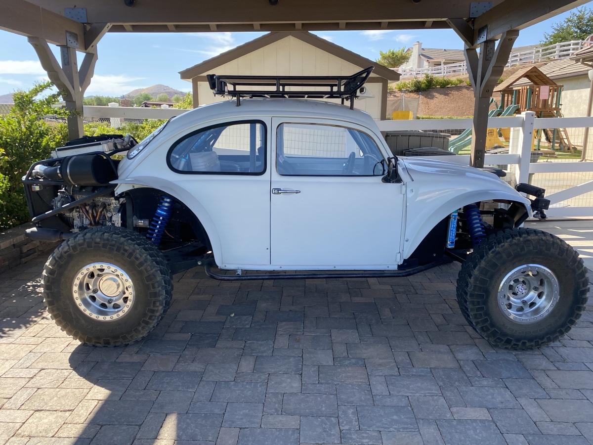 For Sale: 1965 Custom VW Baja Bug - photo0
