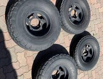 Wheels/Tires-180231