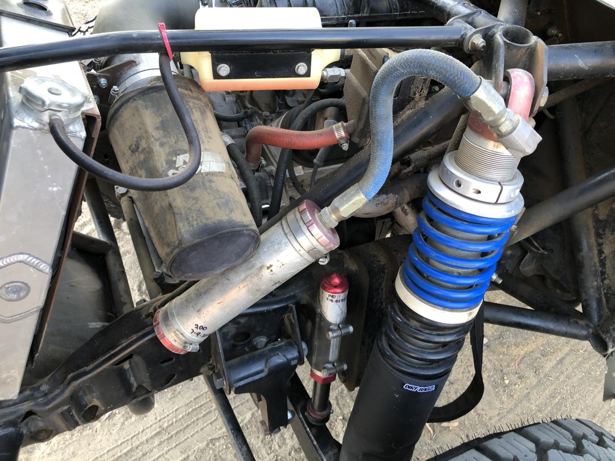 For Sale: 1996 Ford Ranger Prerunner Aluminum LS1 - photo17
