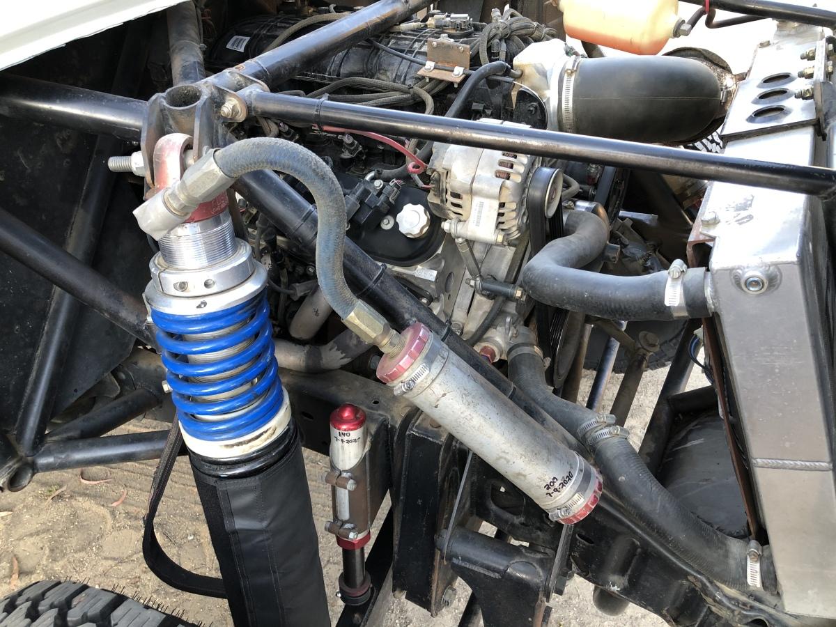 For Sale: 1996 Ford Ranger Prerunner Aluminum LS1 - photo16