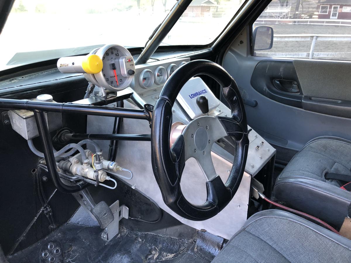For Sale: 1996 Ford Ranger Prerunner Aluminum LS1 - photo9