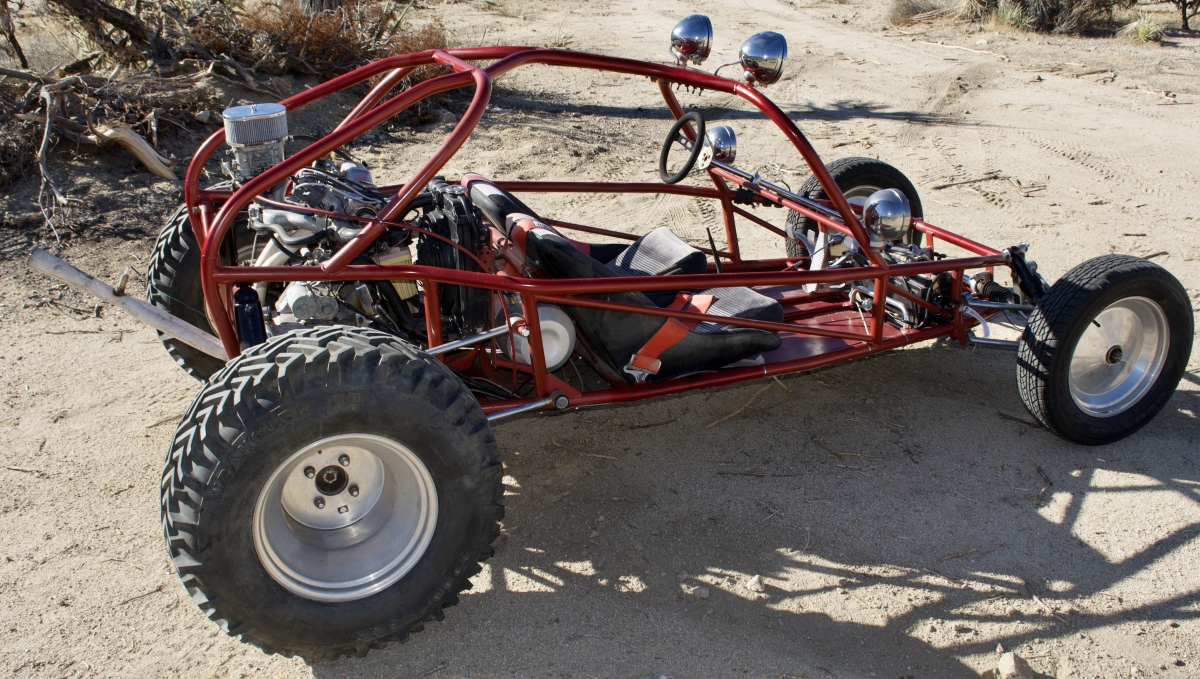 For Sale: Skat Trak sandrail 4cyl Honda - photo2