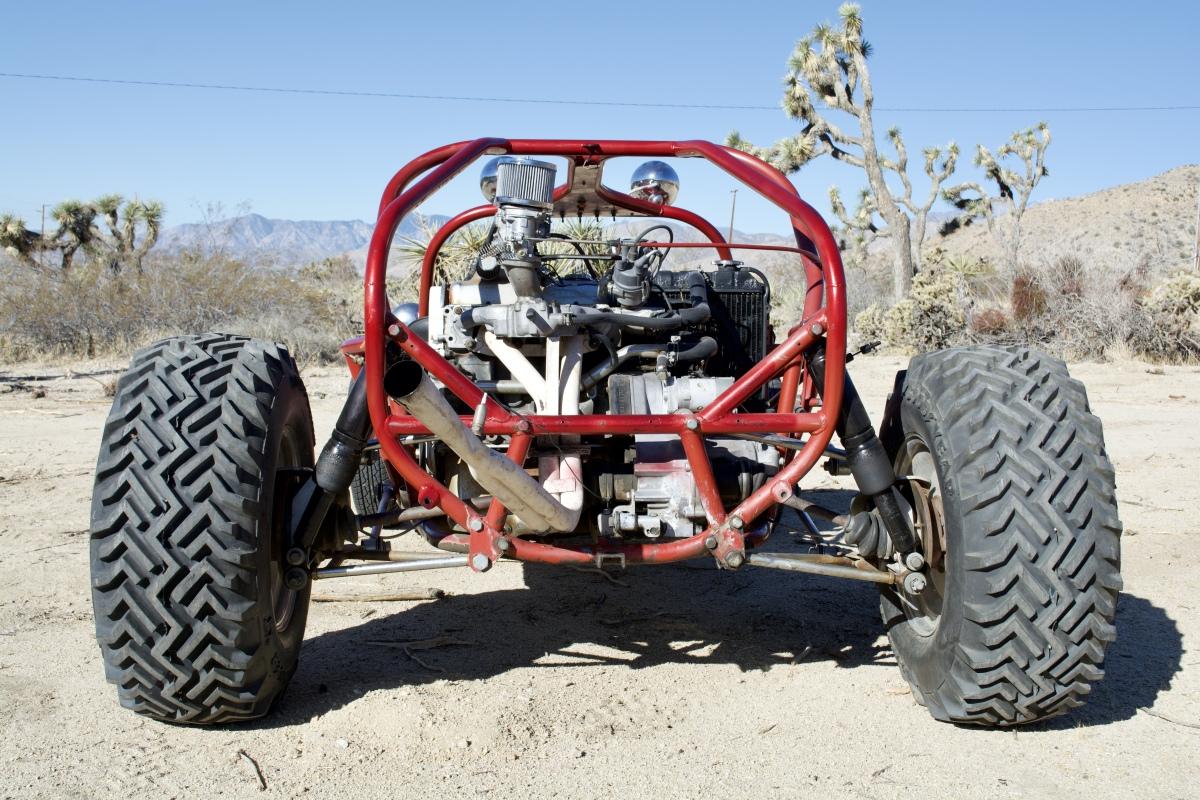 For Sale: Skat Trak sandrail 4cyl Honda - photo1