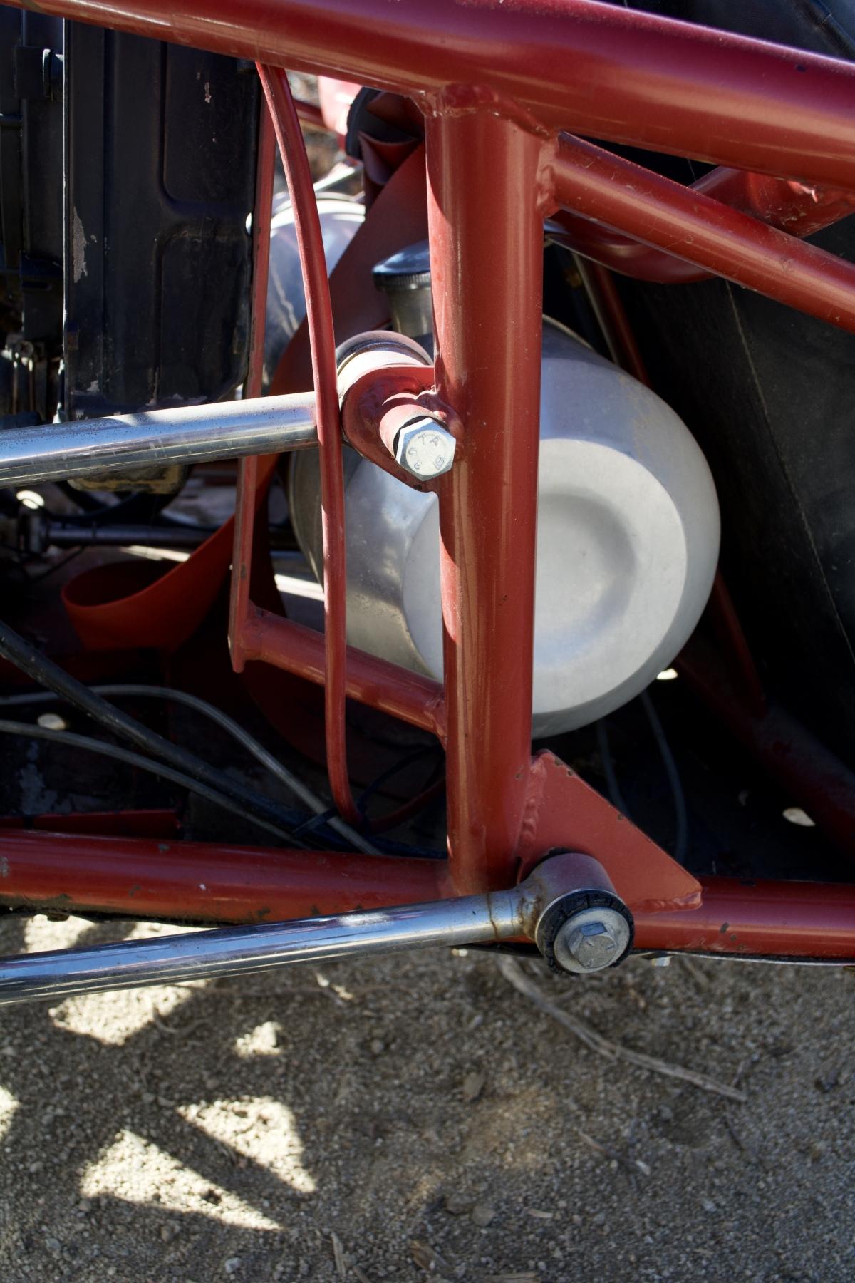 For Sale: Skat Trak sandrail 4cyl Honda - photo3
