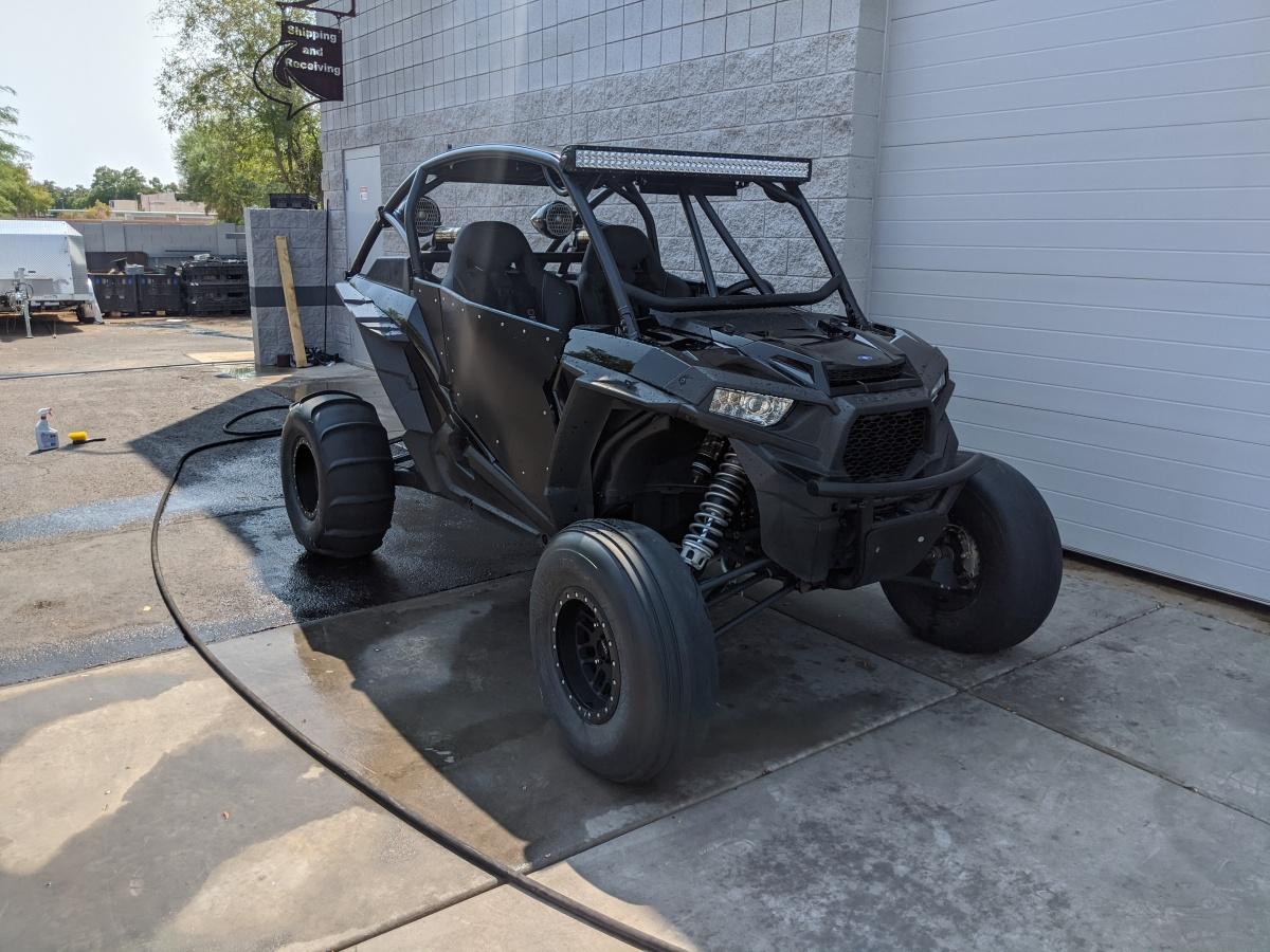 For Sale: 2016 Polaris RZR Turbo - photo0