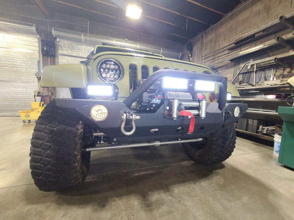 For Sale: 2013 jeep wrangler j/k oscar Mike freedom edition - photo10