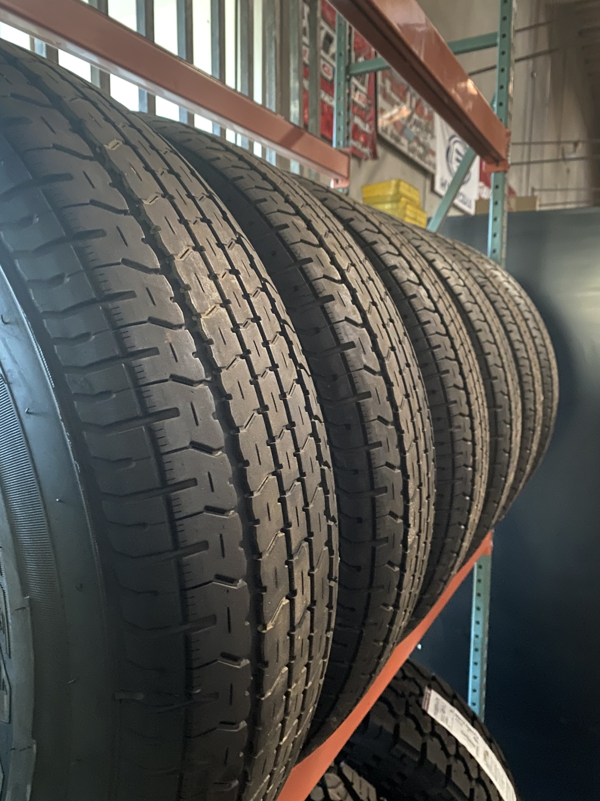 For Sale: Goodyear Trailer Tires ST235/80R16 - photo0