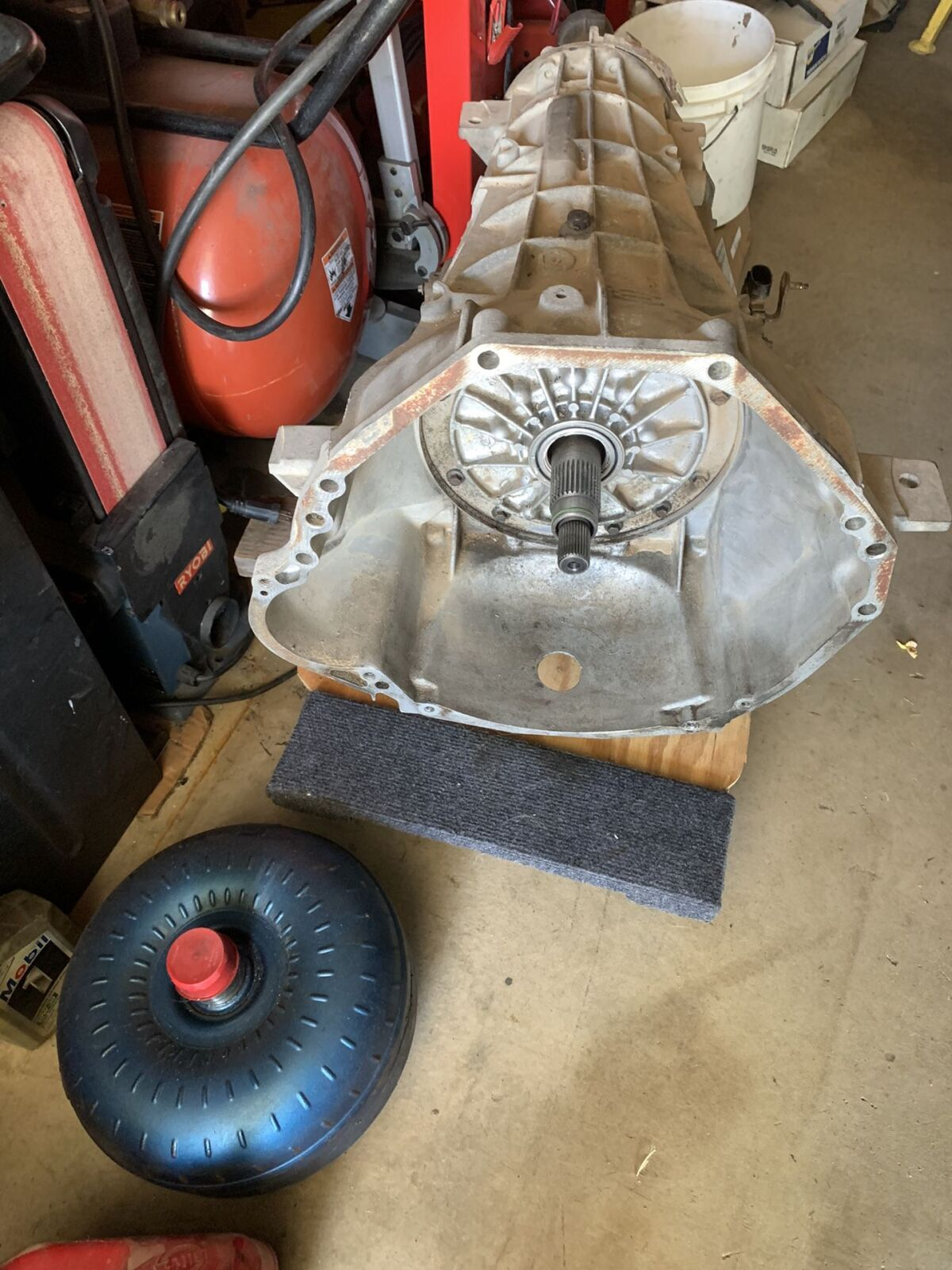 For Sale: Ford 1996 E40D Transmission - photo0