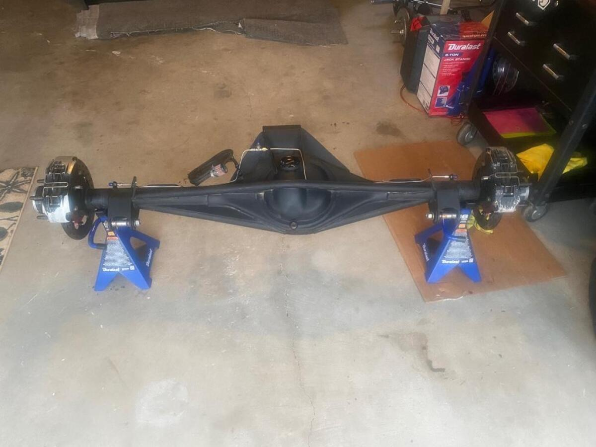 """For Sale: Full float camburg ford 9"""" - photo0"""