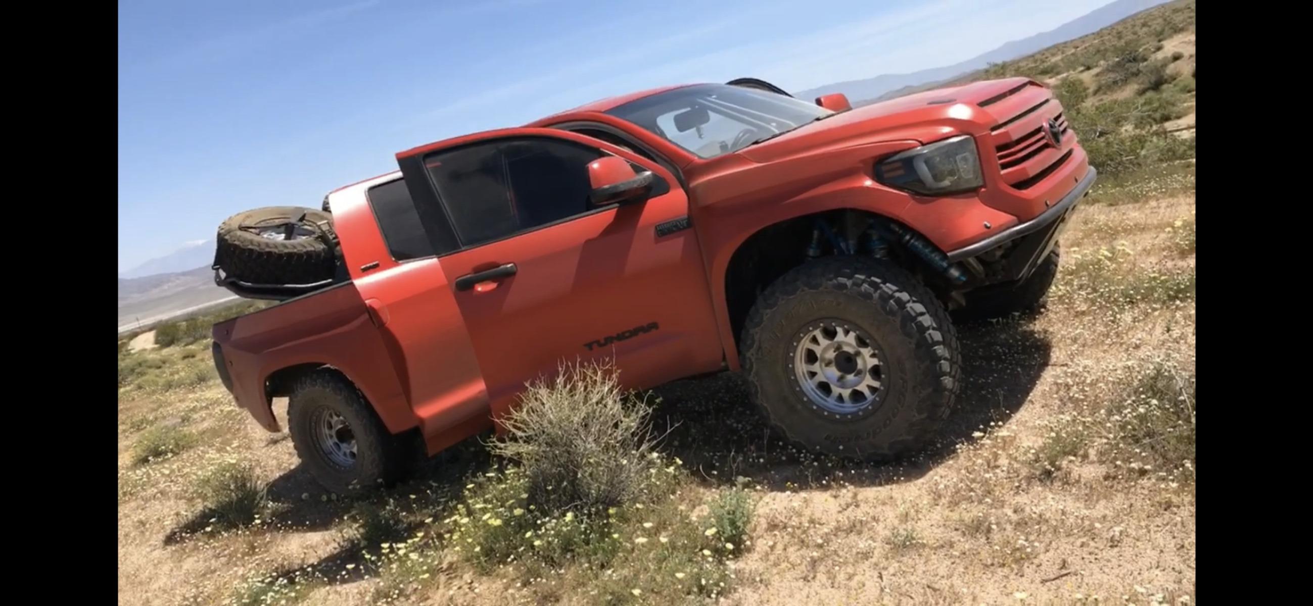 For Sale: Toyota Tundra Prerunner - photo1