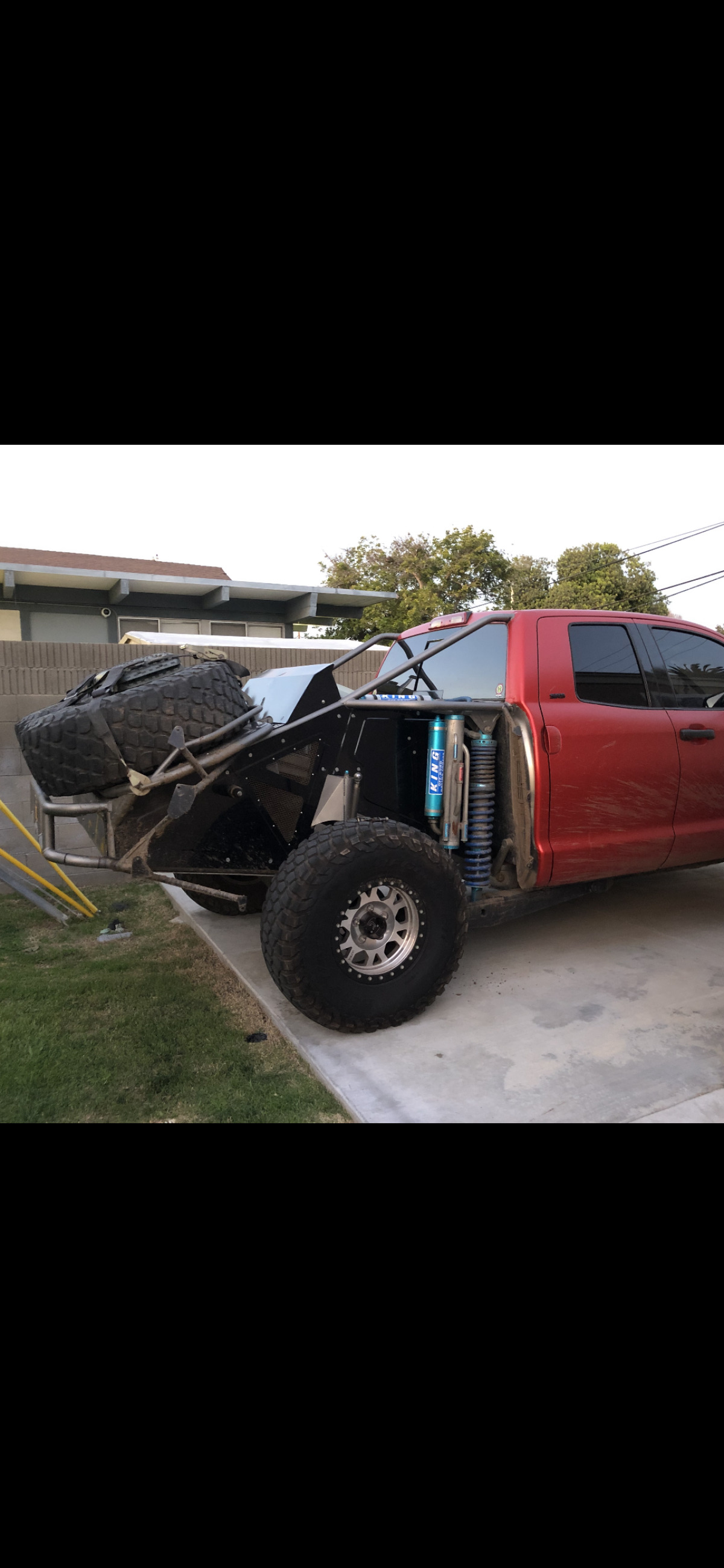 For Sale: Toyota Tundra Prerunner - photo2