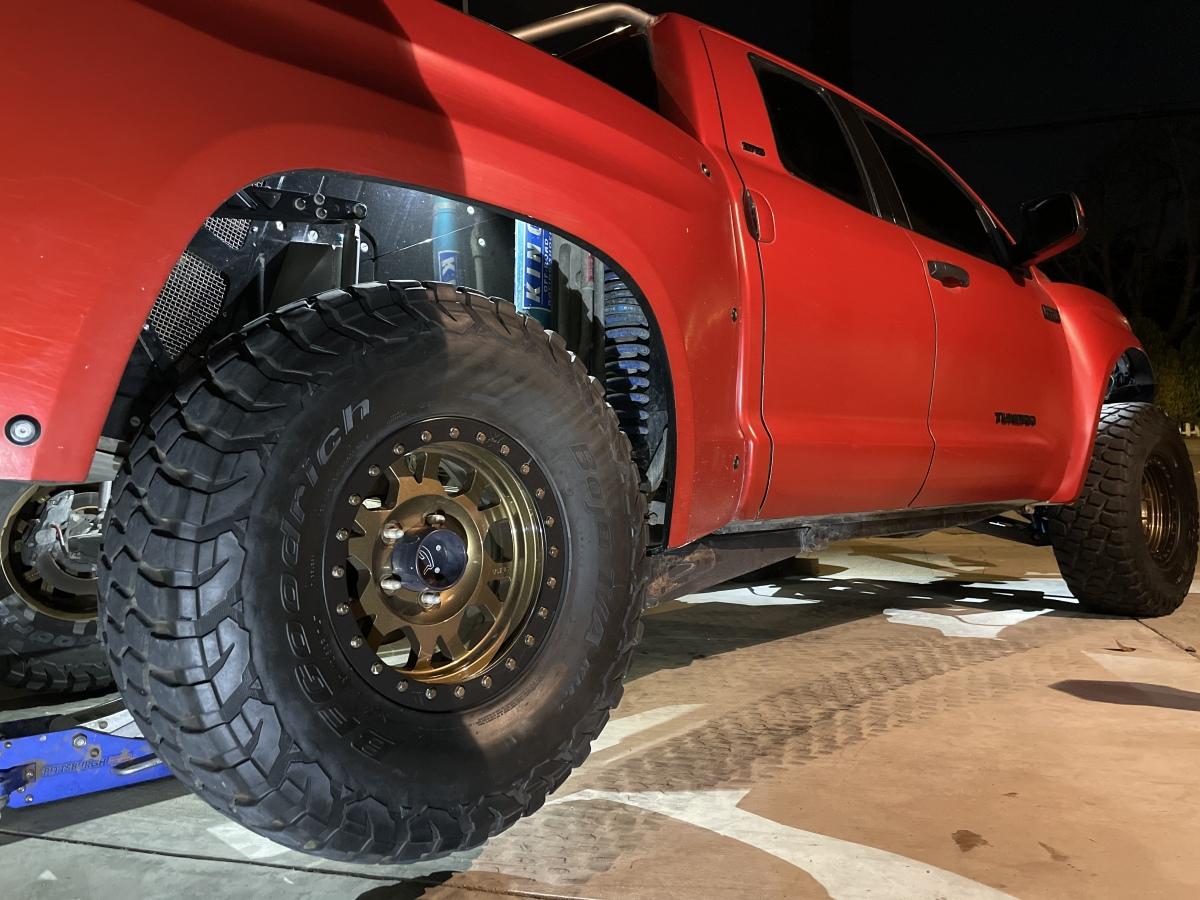 For Sale: Toyota Tundra Prerunner - photo4