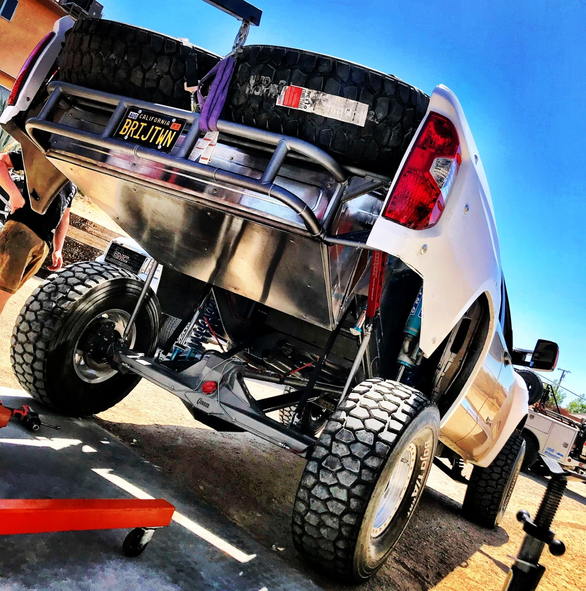 For Sale: Toyota Tundra Prerunner - photo15